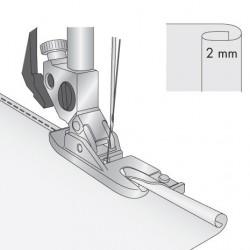 Prensatelas Pfaff para Dobladillos Enrollados de 2 mm