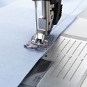 Prensatelas Transparente Patchwork y Quilting de 6,3 mm. Sistema IDT