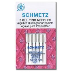 Schmetz 130/705 H-Q Aguja Acolchado