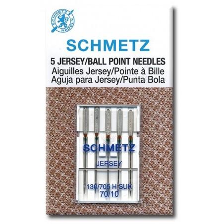 Schmetz 130/705 H SUK Aguja Punto Pelota Jersey