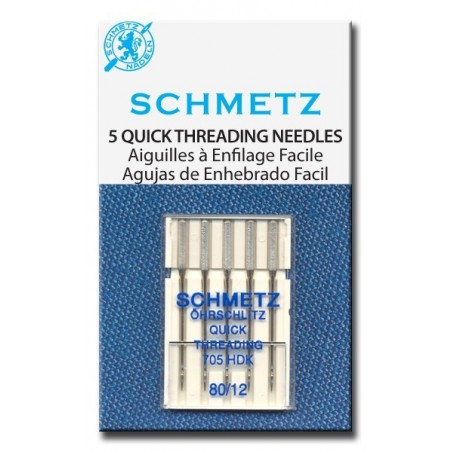 Schmetz 705-DK Aguja Facil Enebrado