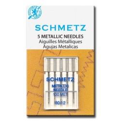 Schmetz 130 MET Aguja Metalic